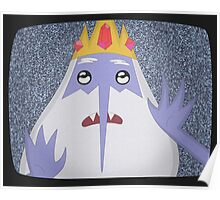 Adventure Time - Ice King 1 - TV Poster