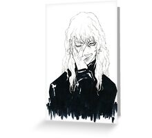 •Griffith• Greeting Card