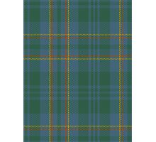 00463 Blue Ridge District Tartan  Photographic Print