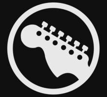 RockBand Instrument Symbol - Guitar
