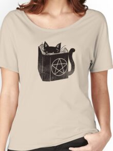 witchcraft cat Women's Relaxed Fit T-Shirt