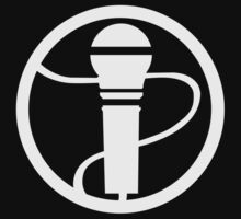 RockBand Instrument Symbol - Mic (Vocal) by Guilherme Bermêo