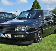My old vr6 golf @deva dubs by orangecruz