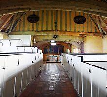 St Thomas Becket, Fairfield by Dave Godden