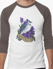 Whatever Men's Baseball ¾ T-Shirt