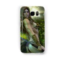 Shanna Samsung Galaxy Case/Skin