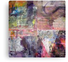 Urban Landscapes Canvas Print