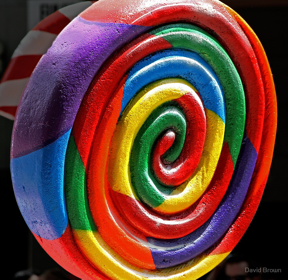 Loads Of Lolly by David Brown