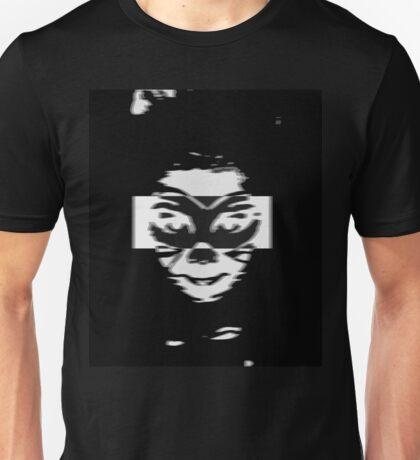 Night of the cat Unisex T-Shirt
