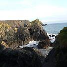 Ballydowane Cove,Copper Coast,Co.Waterford,Ireland. by Pat Duggan