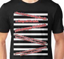 Mike Damone's Five Point Plan Unisex T-Shirt