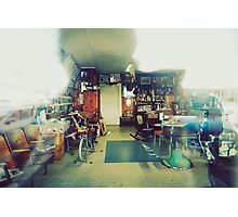 Barber Shop Again Photographic Print