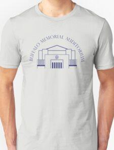 Buffalo Memorial Auditorium T-Shirt