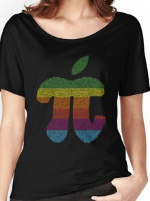 Apple Pi Women's Relaxed Fit T-Shirt