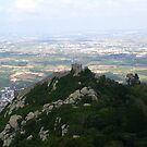 Castelo dos Mouros - Moorish Castle, Sintra by Marilyn Harris