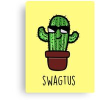 Cactus - swagtus Canvas Print