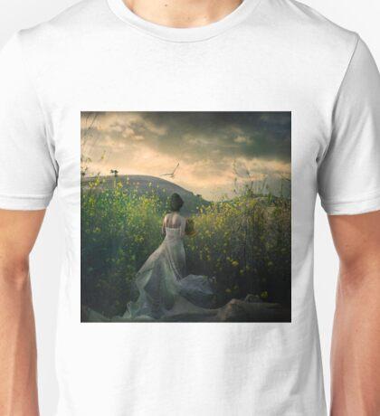 An Unfamiliar Dream Unisex T-Shirt