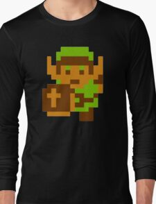 Retro Link Long Sleeve T-Shirt