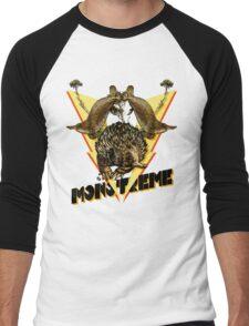 MONOTREME Men's Baseball ¾ T-Shirt
