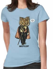 Aristocat. Womens Fitted T-Shirt