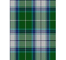 00467 The Blue Spruce Fashion Tartan  Photographic Print