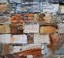 Motley Wall 2 by Werner Padarin