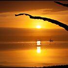 Sunrise over Mosquito Lagoon by mimsjodi
