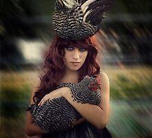 A Feathered Friend by Trini Schultz