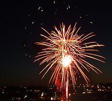 New years eve by Josh Wyatt