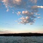 Maine Sea and Sky by Joe Jennelle
