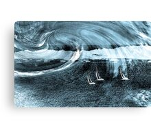 Trade Winds Canvas Print