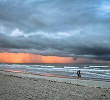 Rain Coming by Joe Jennelle