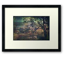 Come What May.... Framed Print