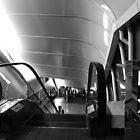 Escalators - Cascade by vanyahaheights