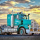 Toll Energy. Kenworth T658 by Mick Smith
