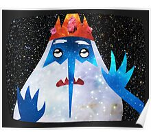 Adventure Time - Ice King 2 - TV Poster