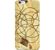 The Story Behind The Theory of String iPhone Case/Skin