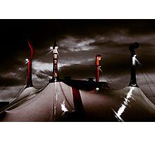 Circus night Photographic Print