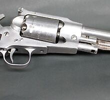 Cap and Ball revolver by BobEdwards
