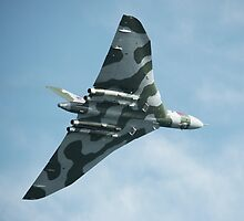 The Mighty Vulcan by Rob Hawkins