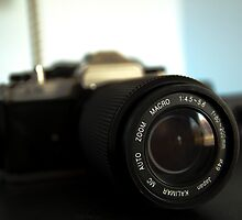 The Good, Old, Family SLR by SeanCH