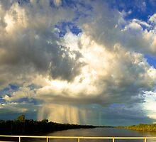 Gascoyne River - Carnarvon Western Australia 2 by Stuart  Hardy