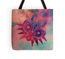 Watercolored Majora Tote Bag