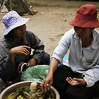 Cambodia's vegetable markets by PriscillaSiew