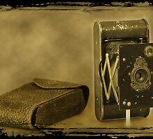 Vest Pocket Autographic Kodak by Keith G. Hawley