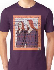 Suede Unisex T-Shirt