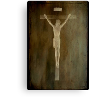 Because He Loves us...©  Canvas Print