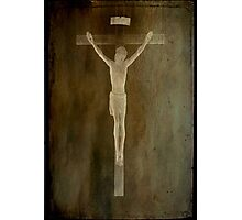 Because He Loves us...©  Photographic Print
