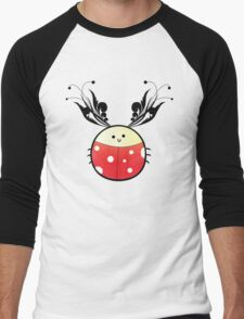 Fancy Bug Men's Baseball ¾ T-Shirt