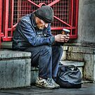 On the streets by Guy Carpenter